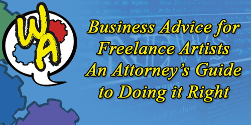Business Advice for Freelance Artists