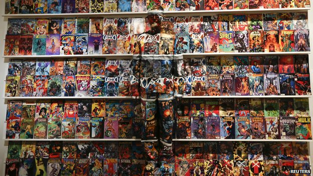 *Note:  You still may not be as cool as Liu Bolin, pictured here being invisibly awesome.