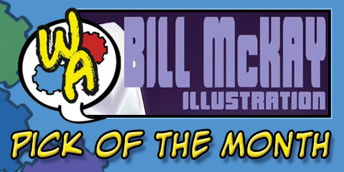Pick of the Month – Bill McKay