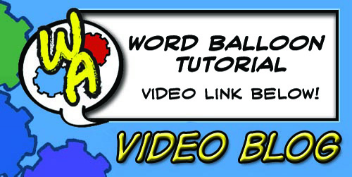 Quick Word Balloon Tutorial